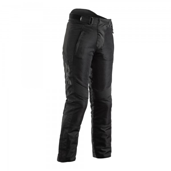 RST Gemma II Vented CE Ladies Textile Jean Black / Black