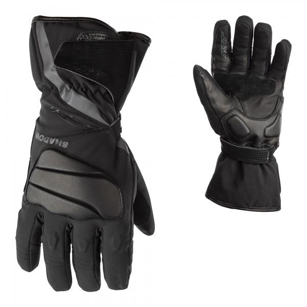 RST Shadow III CE Mens Waterproof Glove Black / Black