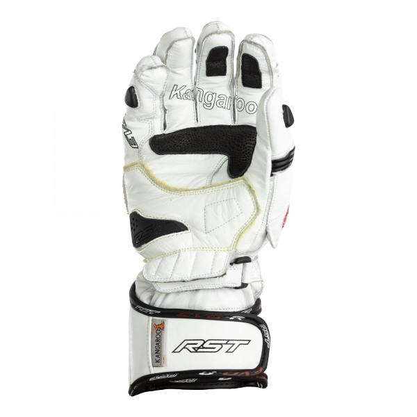 RST Tractech Evo R CE Mens Glove White / Black
