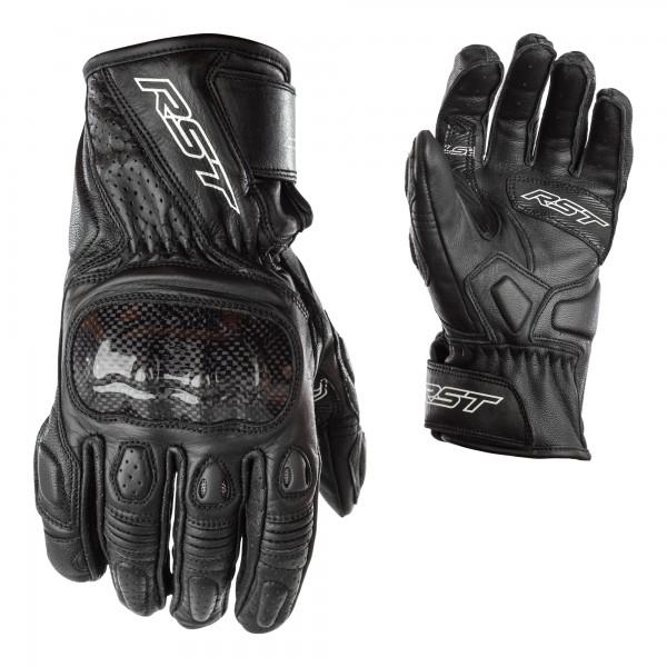 RST Stunt III CE Ladies Glove Black / Black
