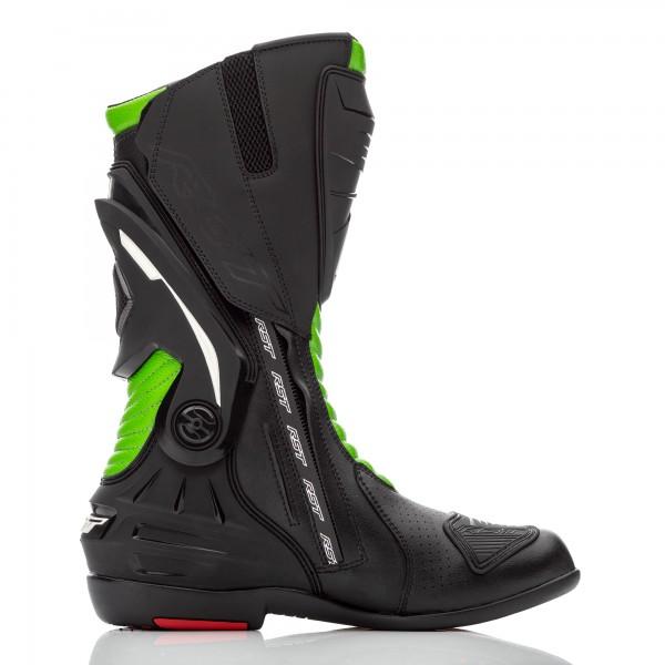 RST Tractech Evo III Sport CE Mens Boot Black / Green
