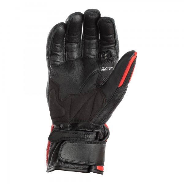 RST Jet CE Mens Glove Black / Red