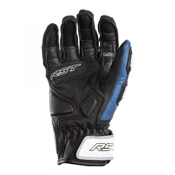 RST Stunt III CE Mens Glove Black / Blue
