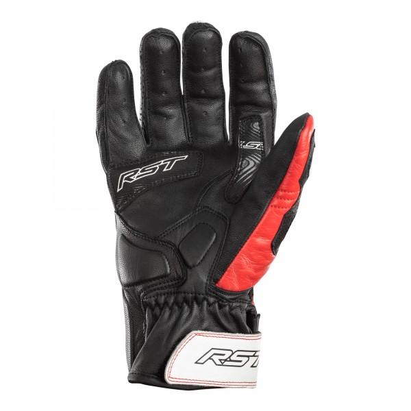 RST Stunt III CE Mens Glove Black / Red
