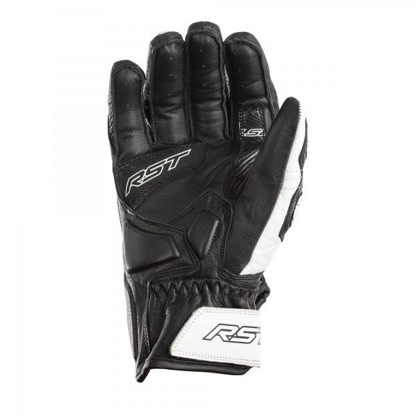 RST Stunt III CE Mens Glove Black / White