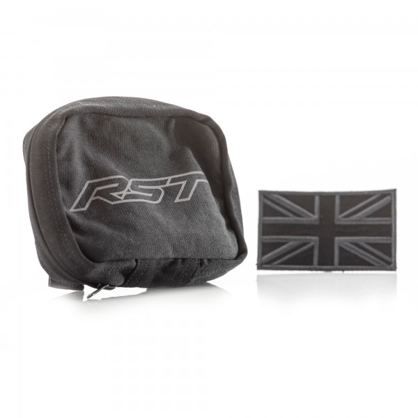 RST Cargo Pouch Black