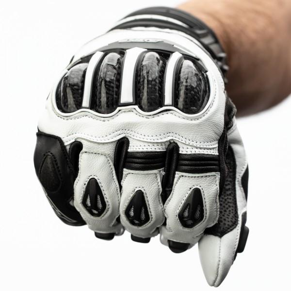 RST Tractech Evo CE Short Mens Glove Black / White