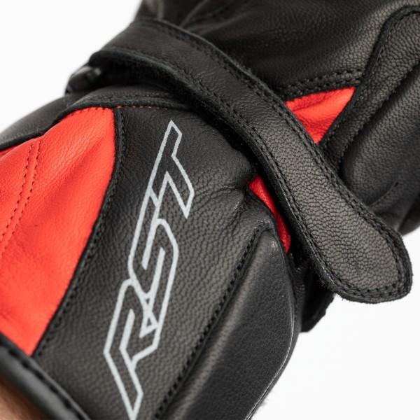 RST GT CE Mens Glove Black / Red