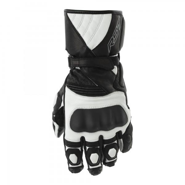 RST GT CE Mens Glove Black / White