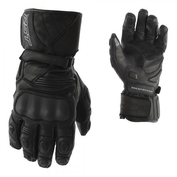RST GT CE Ladies Glove Black / Black
