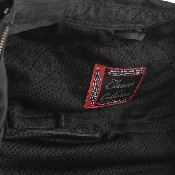 RST Heavy-Duty Reinforced Lined CE Mens Textile Shirt Slate