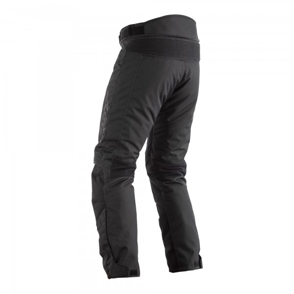 RST Syncro CE Short Leg Mens Textile Jean Black/Black
