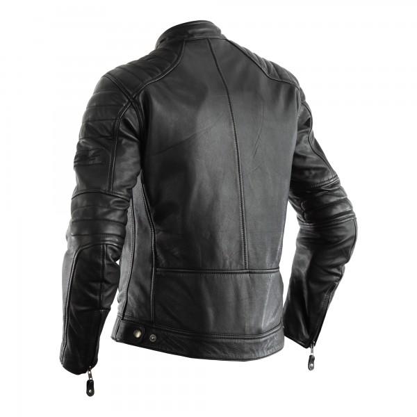 RST Roadster II CE Ladies Leather Jacket Black