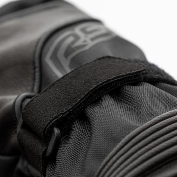 RST Paragon CE Mens Waterproof Glove Black / Black