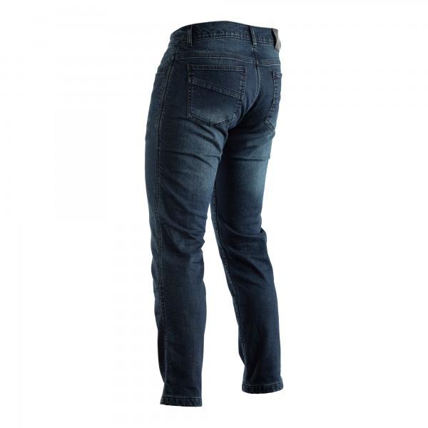RST Reinforced CE (No Protectors) LL Mens Textile Jean Dark Wash Blue