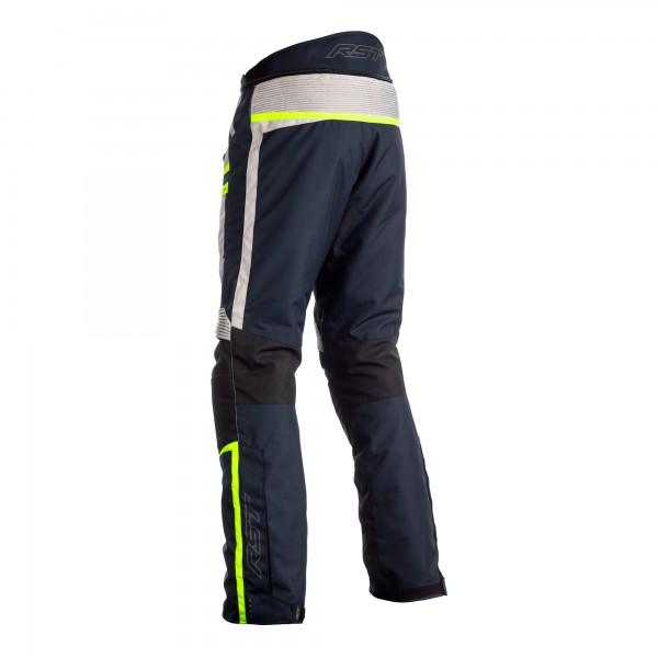 RST Maverick CE Mens Textile Jean Blue / Silver / Neon