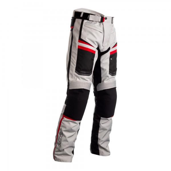 RST Maverick CE Mens Textile Jean Silver / Black / Red