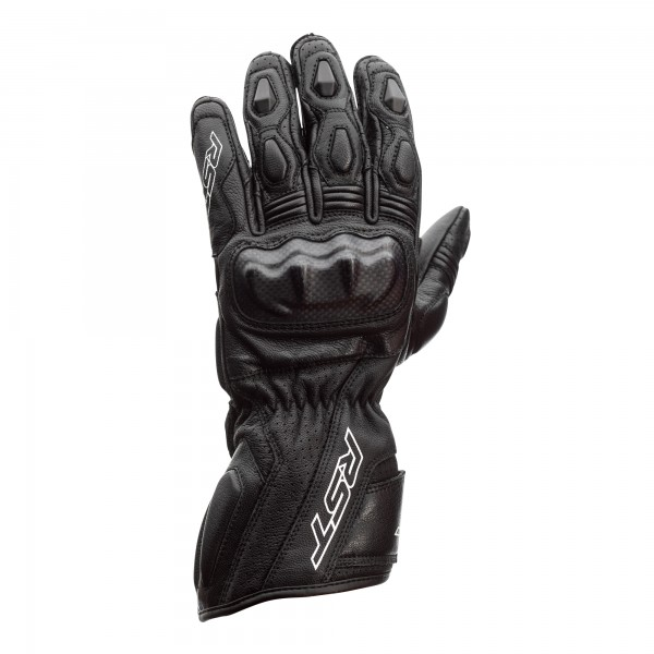 RST Axis CE Mens Glove Black / Black