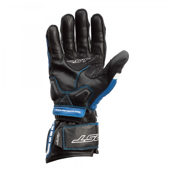 RST Axis CE Mens Glove Black / Blue / White