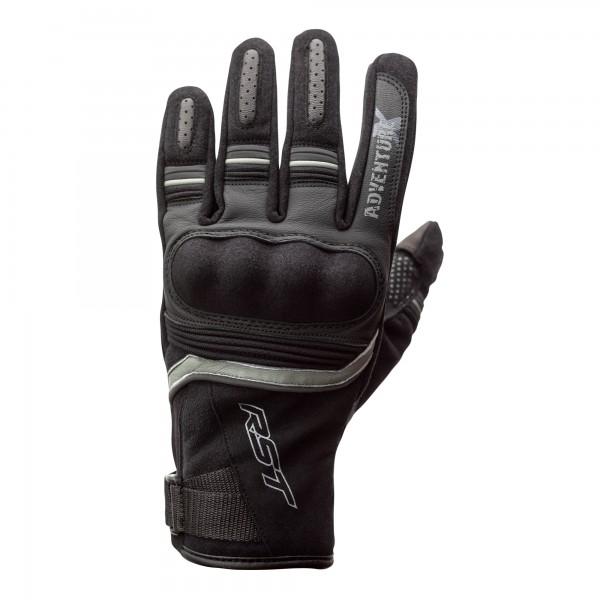 RST Adventure-X CE Mens Glove Black / Black
