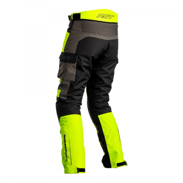 RST Atlas CE Mens Textile Jean Flo Yellow / Black / Grey