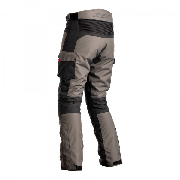 RST Atlas CE Mens Textile Jean Grey / Black / Red