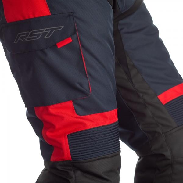 RST Atlas CE Mens Textile Jean Navy / Black / Red