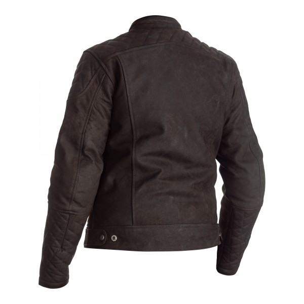 RST Ripley CE Ladies Leather Jacket Brown