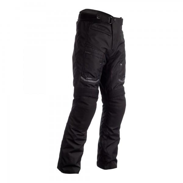 RST Maverick CE Mens Short Leg Textile Jean Black / Black
