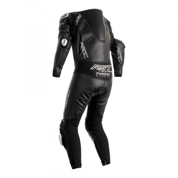 RST V4.1 Kangaroo Airbag Mens Leather Suit Black/Black