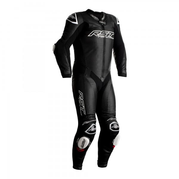 RST V4.1 Kangaroo Mens Leather Suit Black / Black