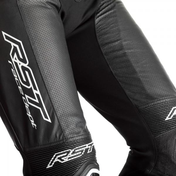 RST V4.1 Kangaroo Mens Leather Suit Black/Black