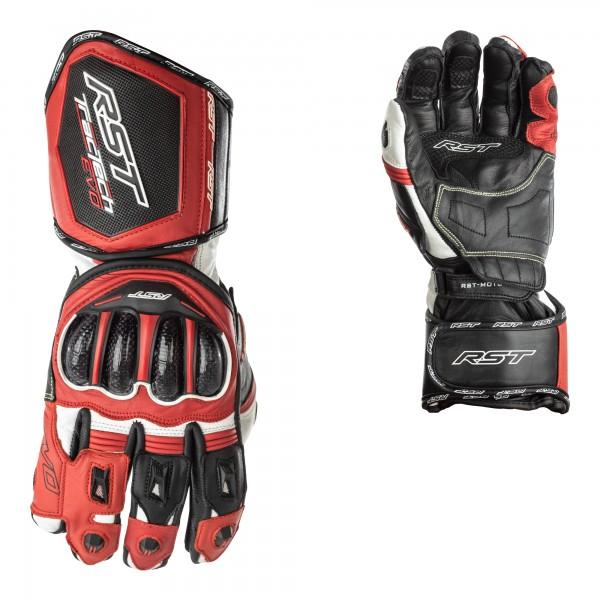 RST Tractech Evo CE Mens Glove Black / Red