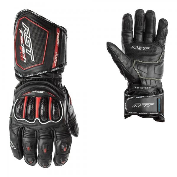 RST Tractech Evo CE Mens Waterproof Glove Black / Black