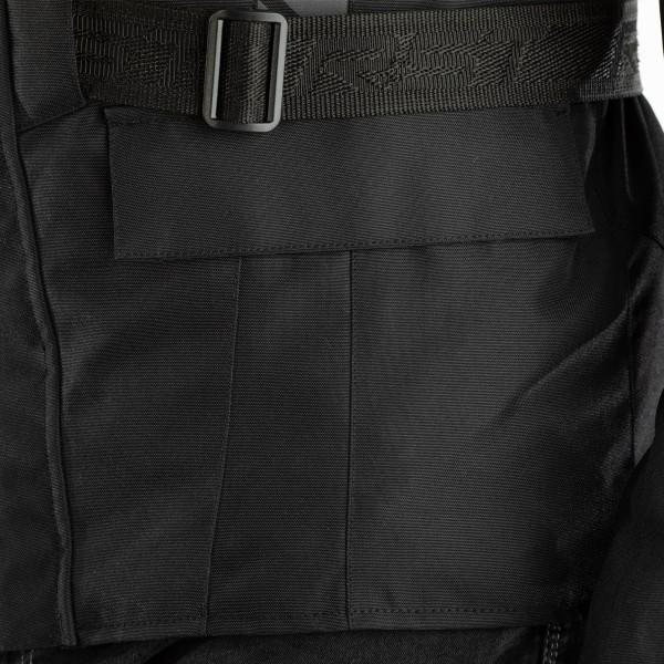 RST Alpha IV CE Mens Textile Jacket Black / Black