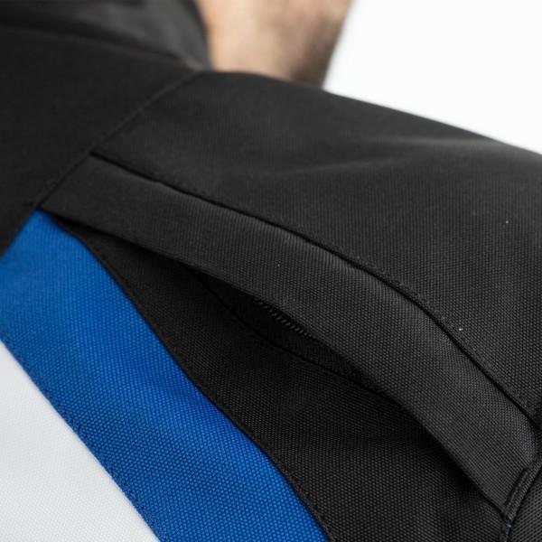 RST Alpha IV CE Mens Textile Jacket Black / Blue