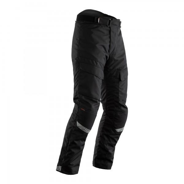 RST Alpha IV CE Mens Textile Jean Black / Black
