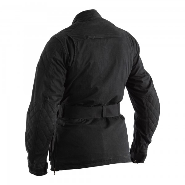 RST Classic TT Wax 3/4 III CE Ladies Textile Jacket Black