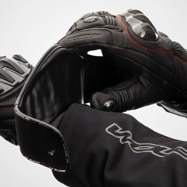 Wolf Titanium Outlast CE Mens Waterproof Glove Black