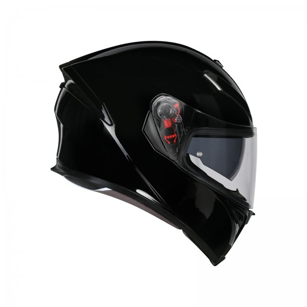 AGV K5-S Solid Black
