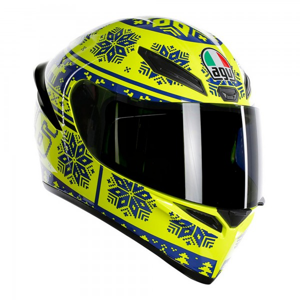 AGV K1 Winter Test 2015 Replica