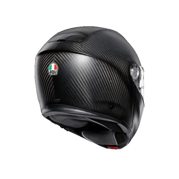 AGV Sports Modular Mono Matt Carbon