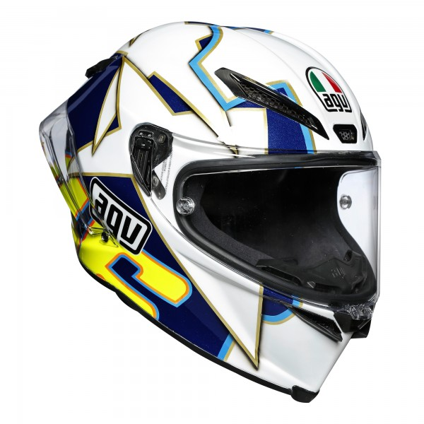 AGV Pista GP-RR Rossi World Title 2003 Replica