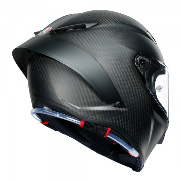 AGV Pista GP-RR Solid Matt Black