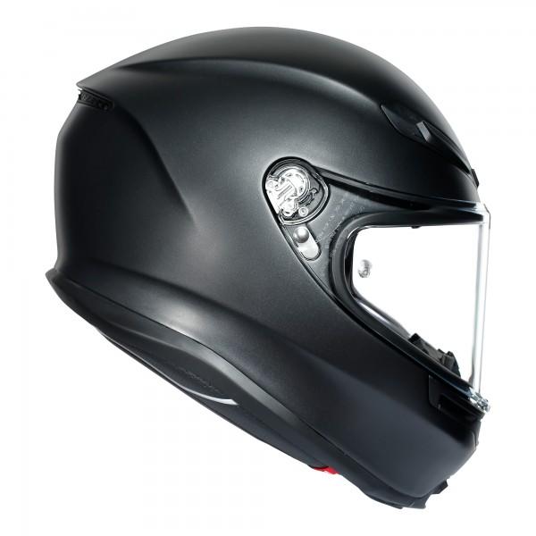 AGV K6 Solid Matt Black helmet