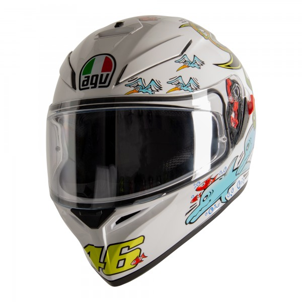 AGV K3 SV-S White Zoo Replica