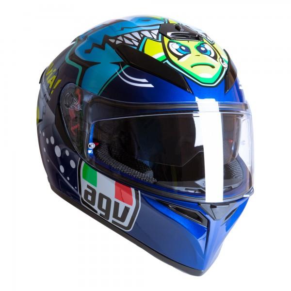 AGV K3 SV-S Rossi Misano 2015 Replica