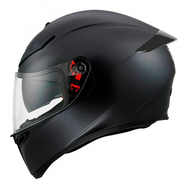 AGV K3 SV-S Solid Matt Black
