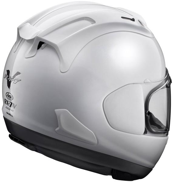 Arai RX-7V Solid Diamond White