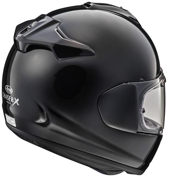 Arai Chaser X Solid Diamond Black